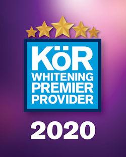 kor teeth whitening logo